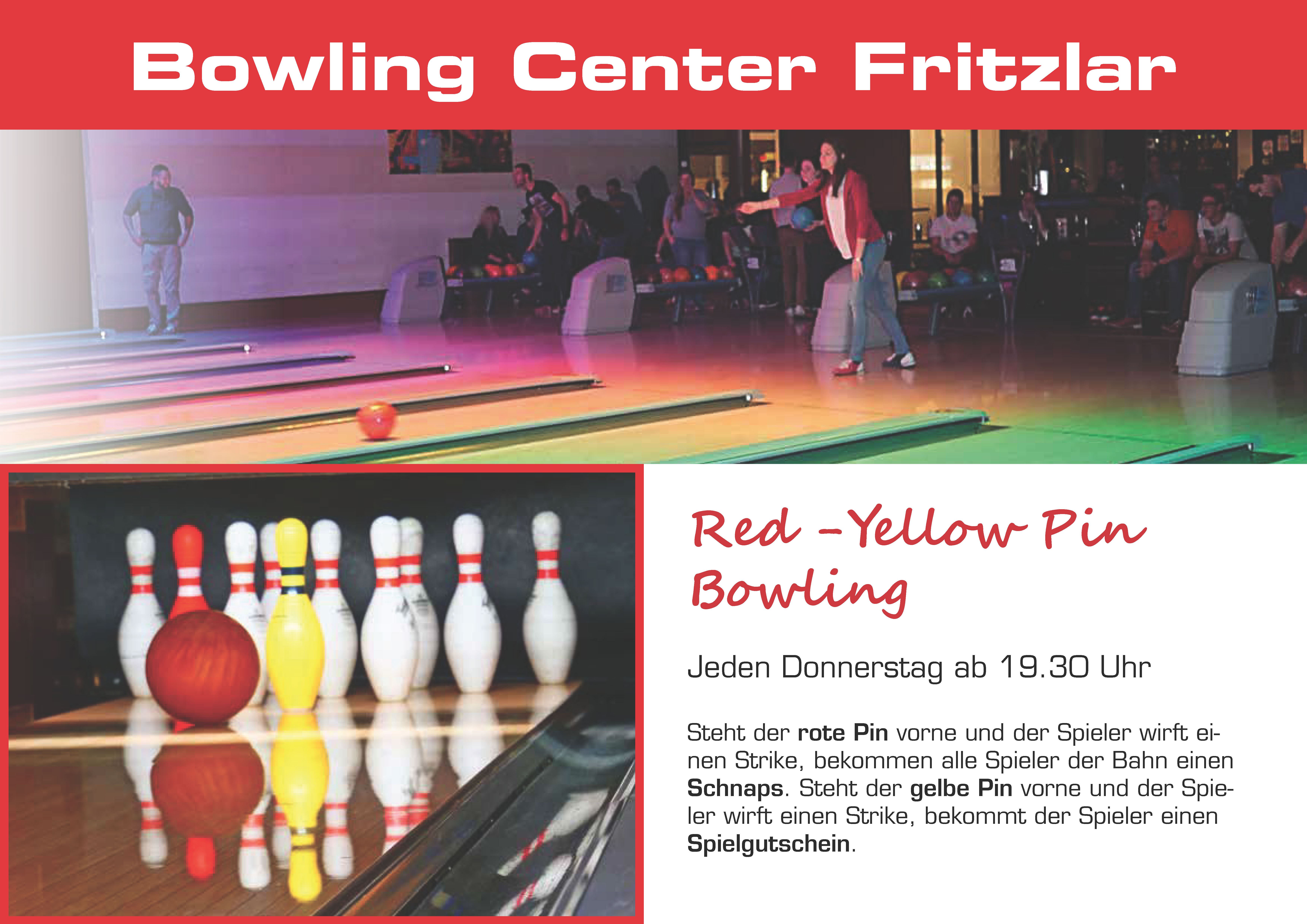 Red-Pin Bowling